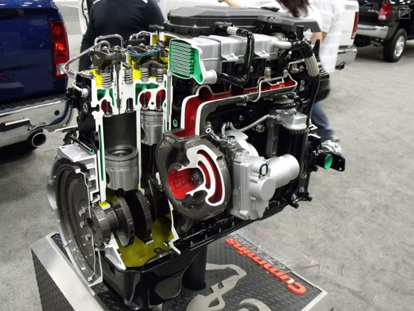 Overdrive Heavy Duty - Engines
