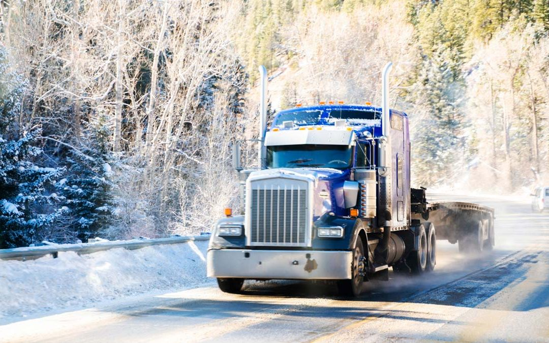 10 Winter Driving Tips for Truckers